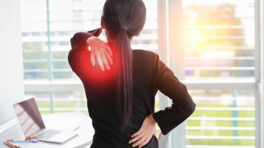 Sit Up Straight! How to Manage Upper Back Pain Phoenix Scottsdale Mesa