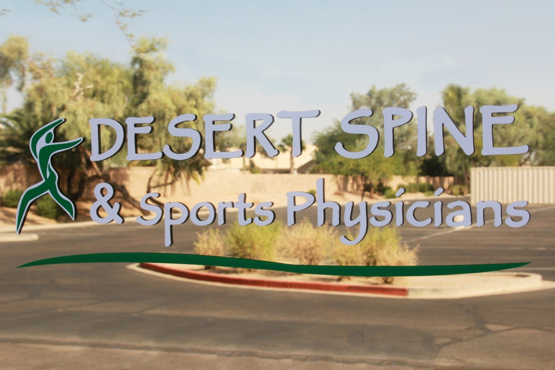 2020 Desert Spine Office Scottsdale